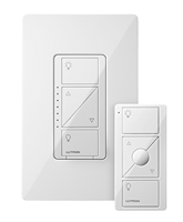 Lutron Caseta in-wall dimmer & pico
